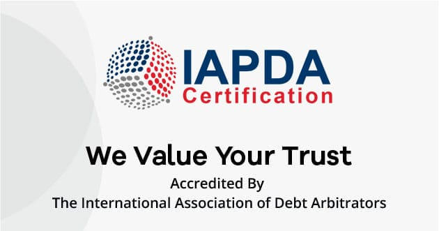 IAPDA Certification Logo